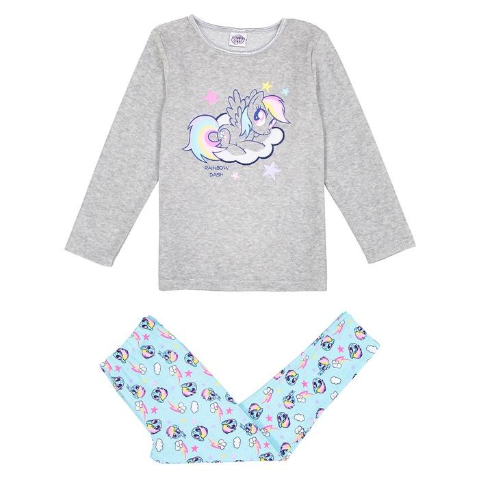 Dwuczęściowa piżama welurowa 2 - 8 lat  MY LITTLE PONY image 0