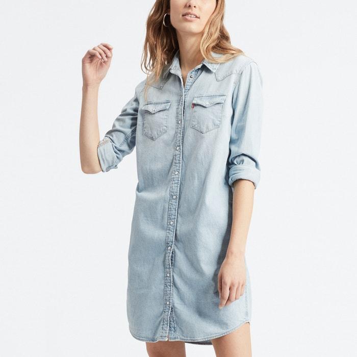 5ced084c6 Ultimate western denim shirt dress Levi's   La Redoute