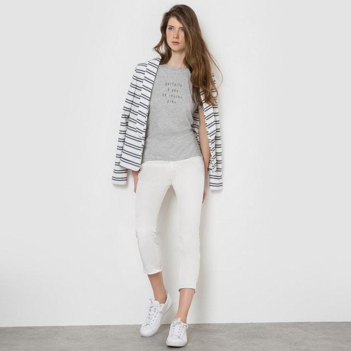 Image Pantalon satin mat - MADE IN FRANCE R essentiel