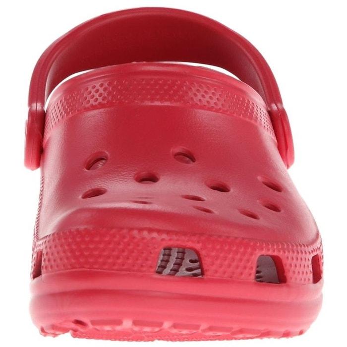 246a87c8c3401 Classic - sandales - rouge rouge Crocs
