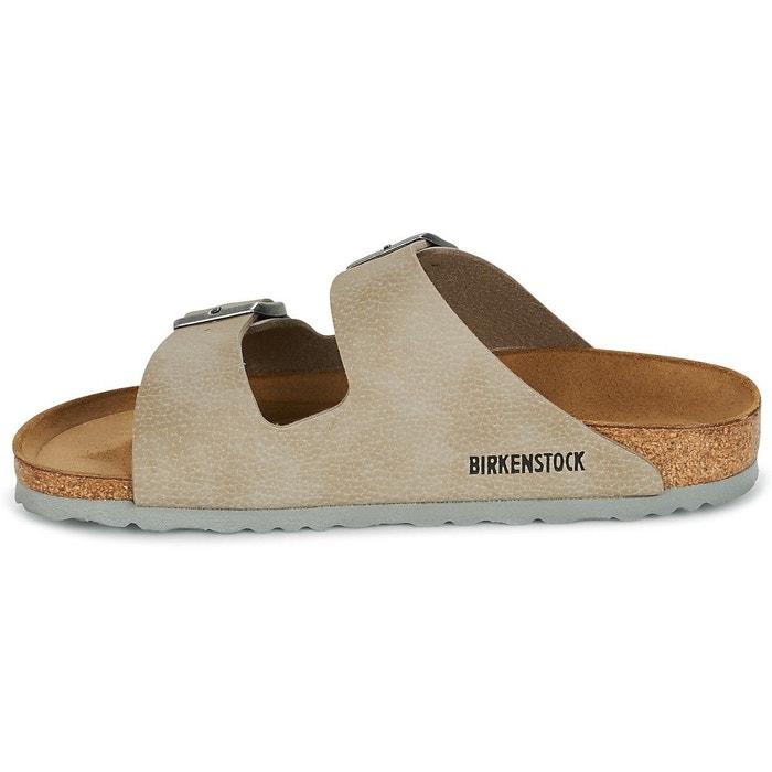Sandale arizona  gris Birkenstock  La Redoute