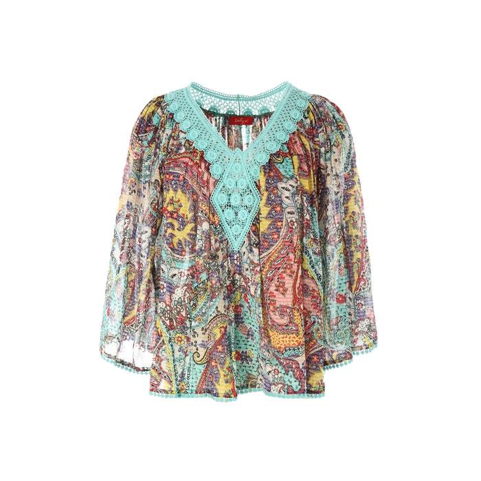 Купить блузку с декольте в интернет магазине