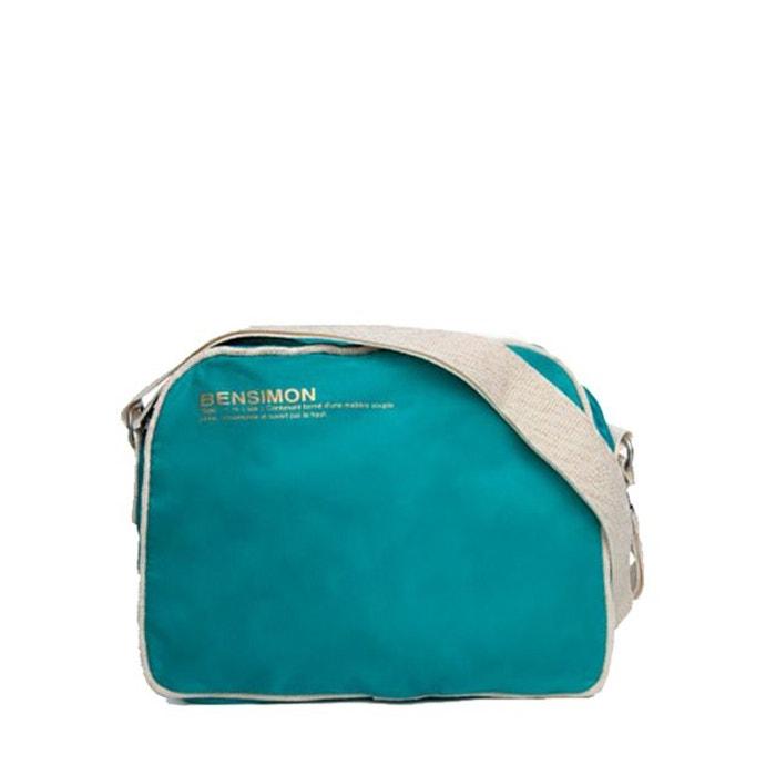 sac bandouli re shoulder bag 26 cm bensimon la redoute. Black Bedroom Furniture Sets. Home Design Ideas