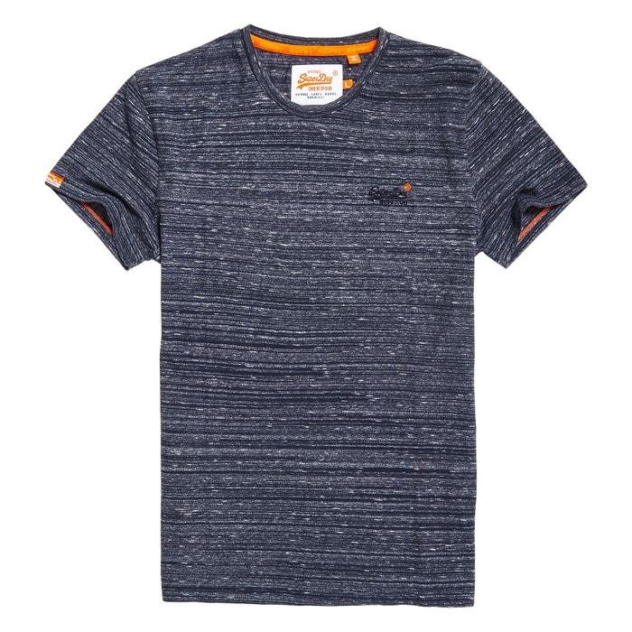 T-shirt scollo rotondo maniche corte  SUPERDRY image 0
