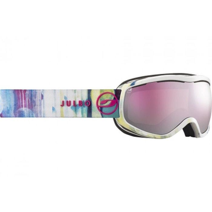 masque de ski pour femme julbo blanc equinox blanc. Black Bedroom Furniture Sets. Home Design Ideas