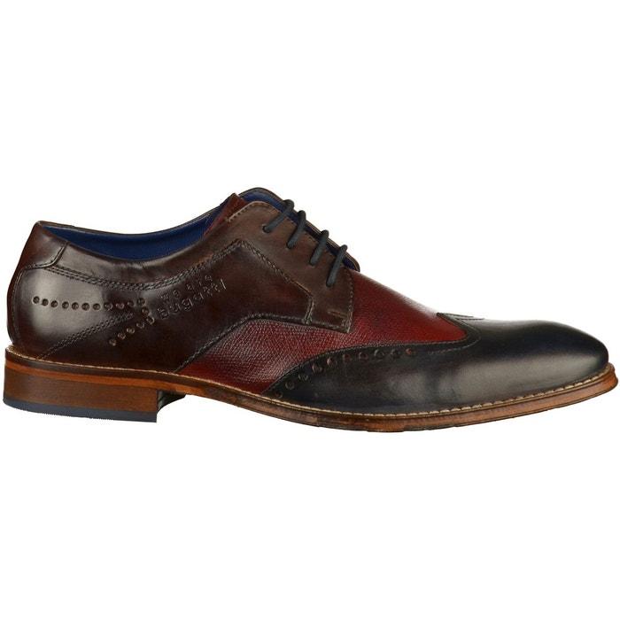 977f7afa4aa92 Chaussures basses bleu, marron Bugatti   La Redoute