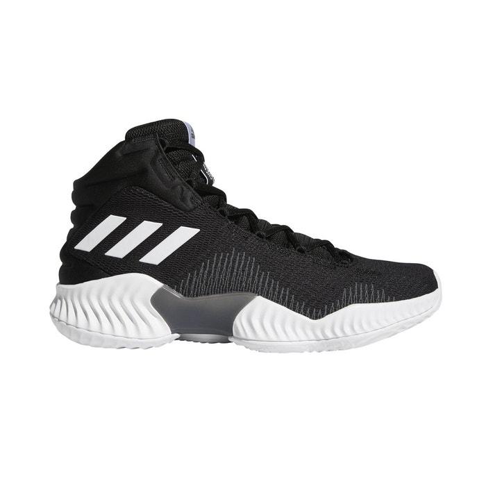 Basketball Noir Adidas 2018 Bounce Pro Chaussures Xdxwqv4SX