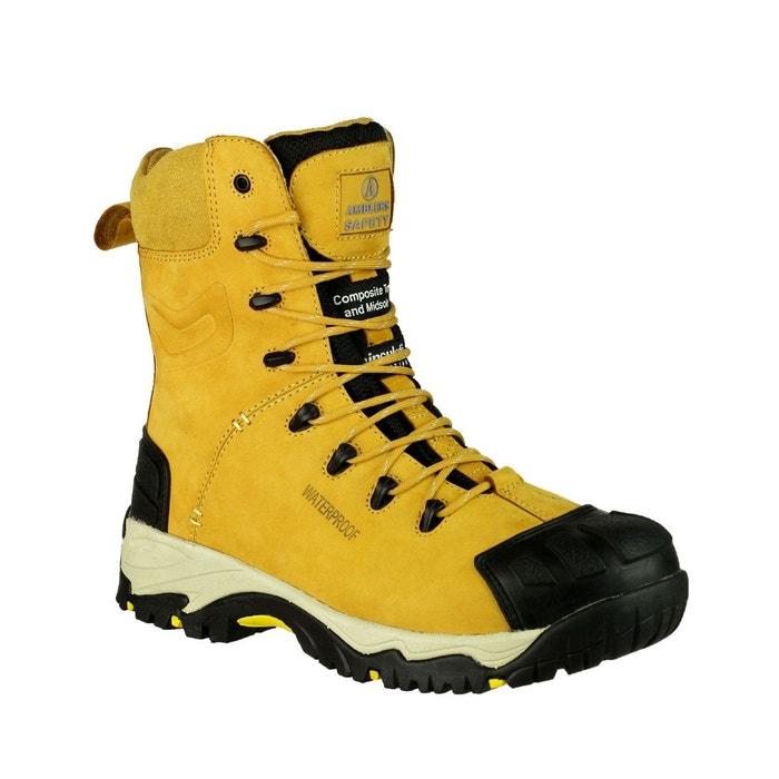 Amblers safety fs998 - chaussures montantes de sécurité - homme miel Amblers Safety