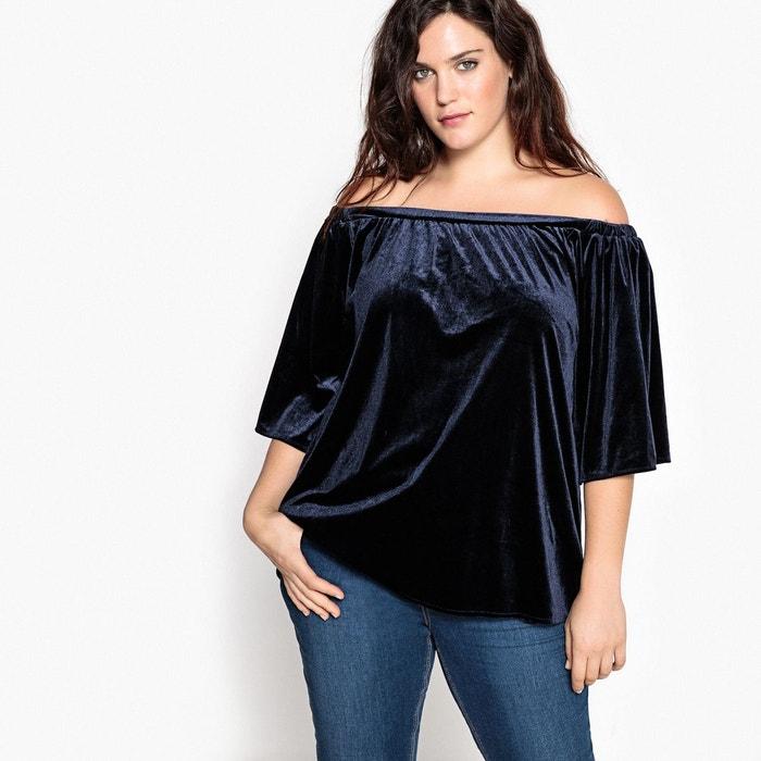 Tee shirt  col rond uni, manches courtes  CASTALUNA image 0