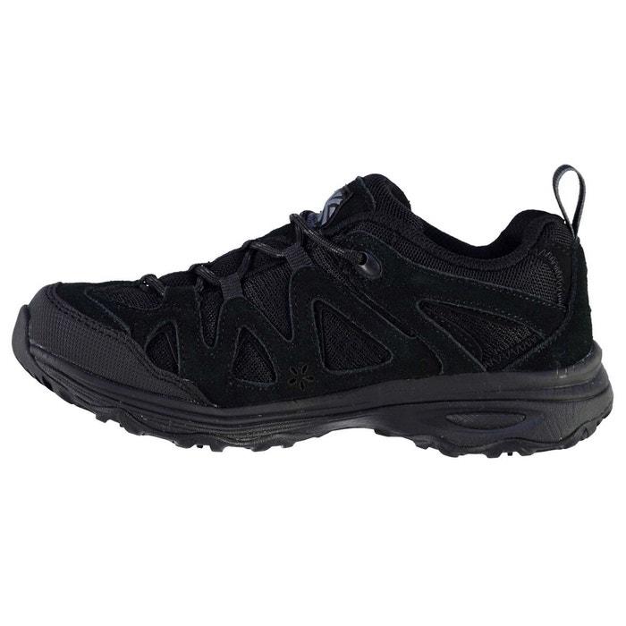 Chaussure de marche noir Karrimor