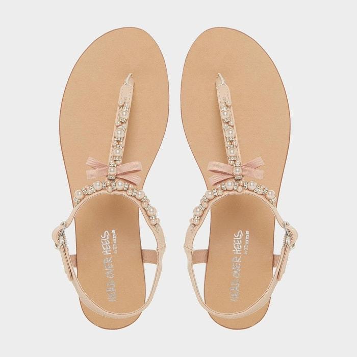 Sandales salomé ornées de perles - lucii Head Over Heels By Dune