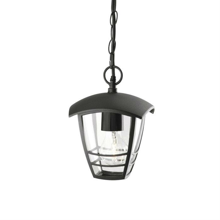 creek suspension d 39 ext rieur noir 17 5cm luminaire d 39 ext rieur philips design par noir. Black Bedroom Furniture Sets. Home Design Ideas
