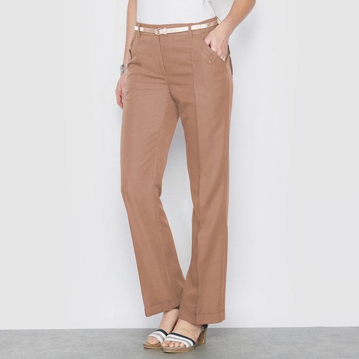 Pantaloni, microfibra effetto manopesca  ANNE WEYBURN image 0