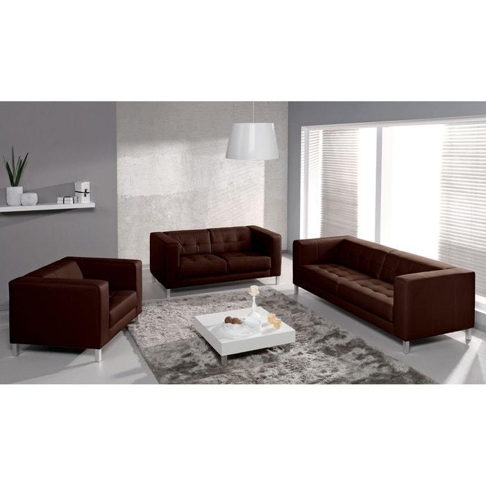 canap standing 3 places 2 places fauteuil relaxima la redoute. Black Bedroom Furniture Sets. Home Design Ideas
