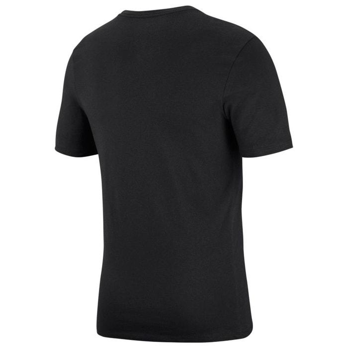 manga y de NIKE con redondo Camiseta estampado delante corta cuello HnxF8