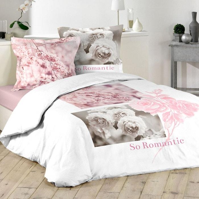 parure de lit imprim e plumes sans home maison la redoute. Black Bedroom Furniture Sets. Home Design Ideas
