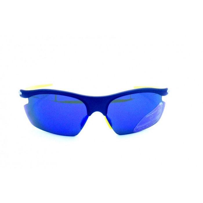 Lunettes de sport mixte demetz bleu leisure bleu mat 72 14 bleu Demetz   La  Redoute 511609f6a608