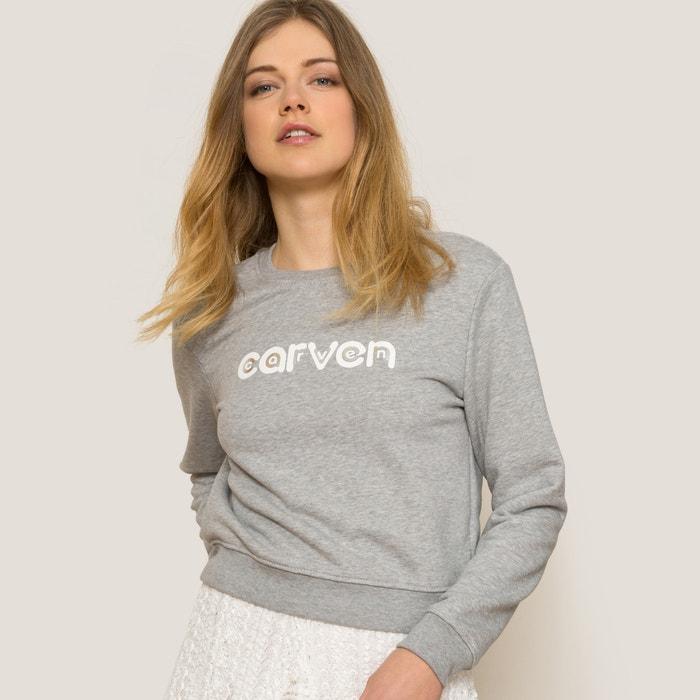 afbeelding Sweater met logo CARVEN