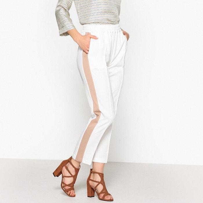 Straight Tuxedo Stripe Trousers  MAISON SCOTCH image 0