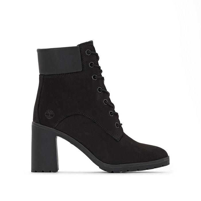 Expédition Grande Vente Libre Livraison Gratuite Nouveaux Styles Boots cuir allington ca1jvb noir Timberland jJZqyyl