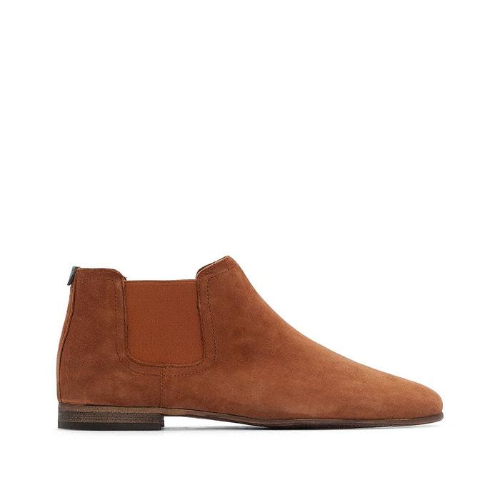 Boots cuir GAZETTI  KICKERS image 0