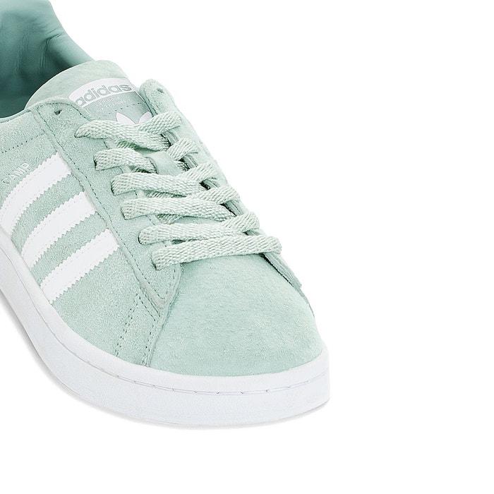 Baskets campus vert deau Adidas Originals