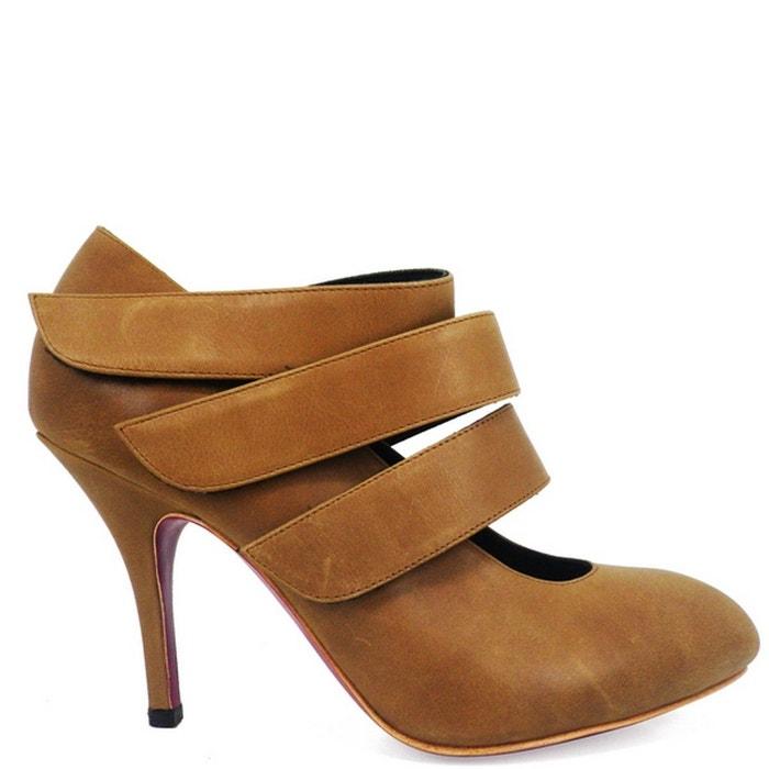 Chaussure femme en cuir paulie  Pring Paris  La Redoute