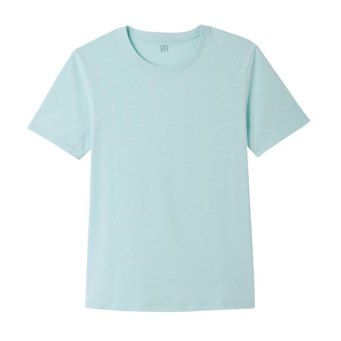 Redoute redondo con cuello Oeko Collections Camiseta Tex La XzdHnqUX