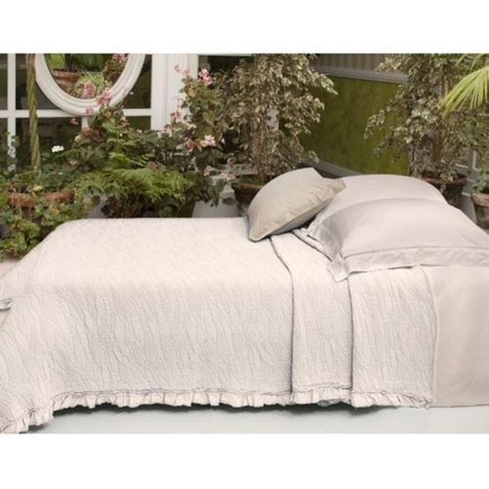 dessus de lit suk monteleone le linge la redoute. Black Bedroom Furniture Sets. Home Design Ideas