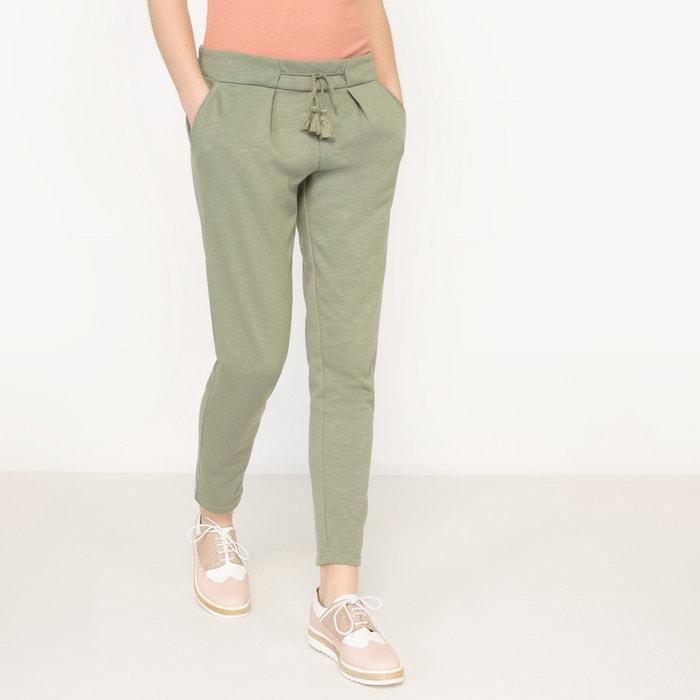Image Pantalon en molleton, taille élastiquée LE TEMPS DES CERISES