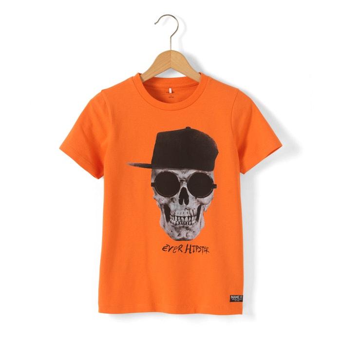 T-shirt estampada Nitgental 8-14 anos  NAME IT image 0