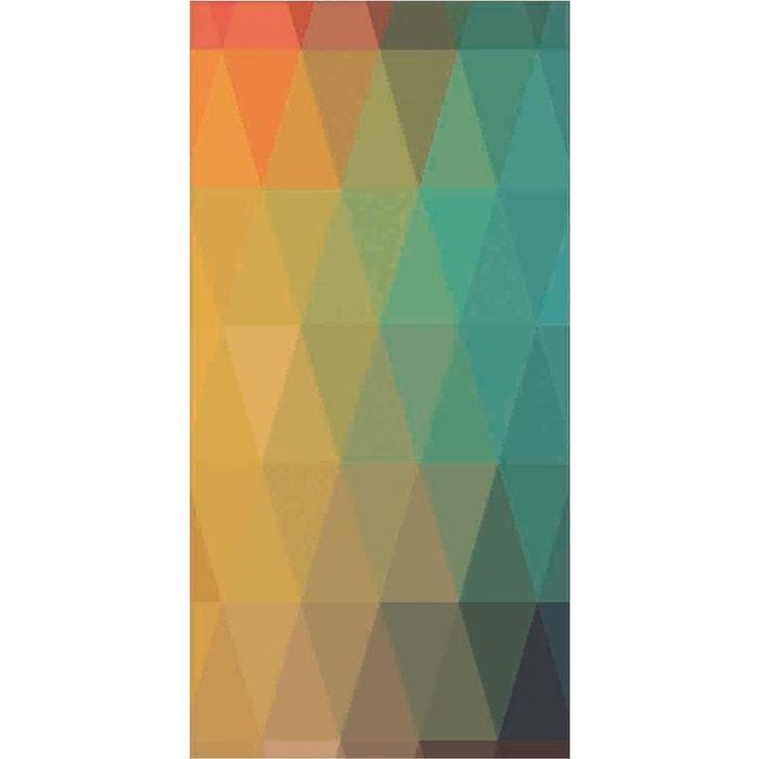 papier peint intiss losange color multicolore graham et. Black Bedroom Furniture Sets. Home Design Ideas