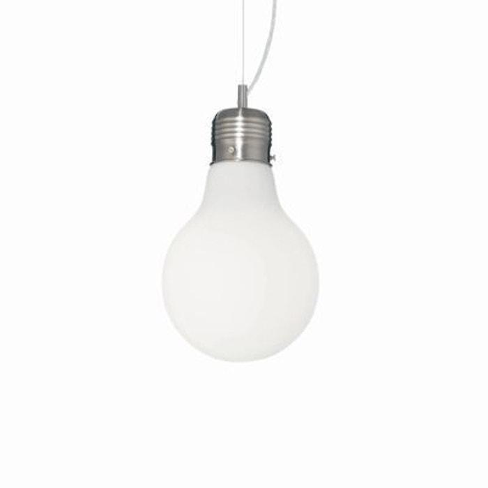 suspension luce 1x60w ideal lux 007137 boutica design la redoute. Black Bedroom Furniture Sets. Home Design Ideas