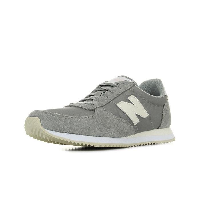 New Balance WL220 RG gris - Chaussures Basket Femme