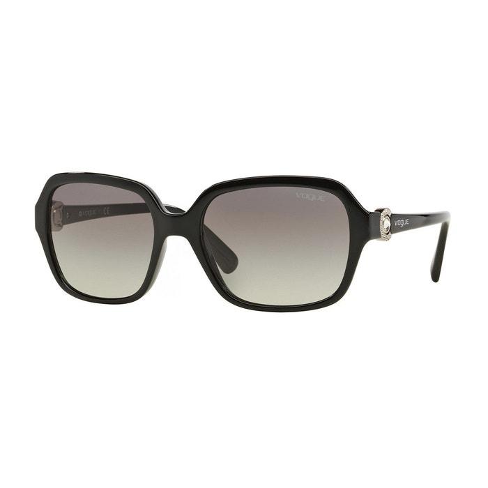 Lunettes de soleil vo2994sb noir Vogue | La Redoute Visite De Sortie A1xhBcUkl