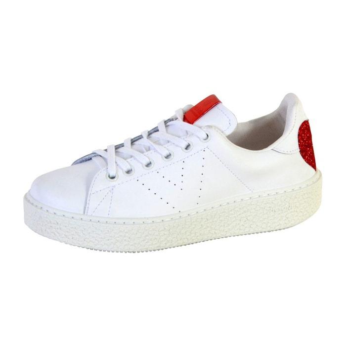Basket blanc Victoria