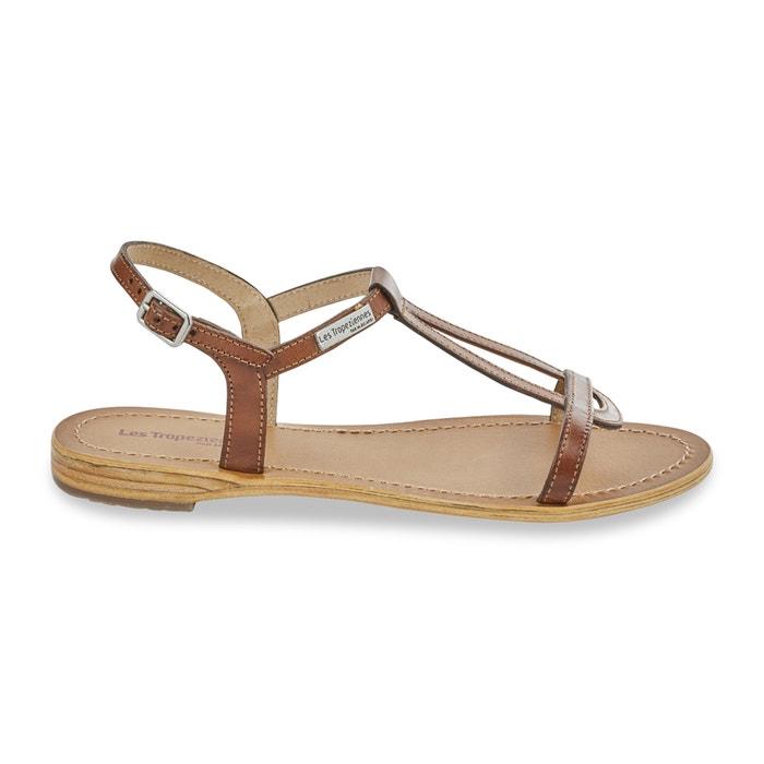 Hamesss Leather Sandals  LES TROPEZIENNES PAR M.BELARBI image 0