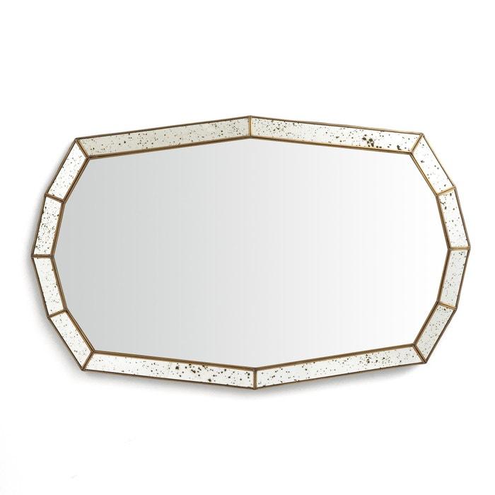 espelho alt 90 cm vidro antigo maison p re x la redoute la redoute. Black Bedroom Furniture Sets. Home Design Ideas
