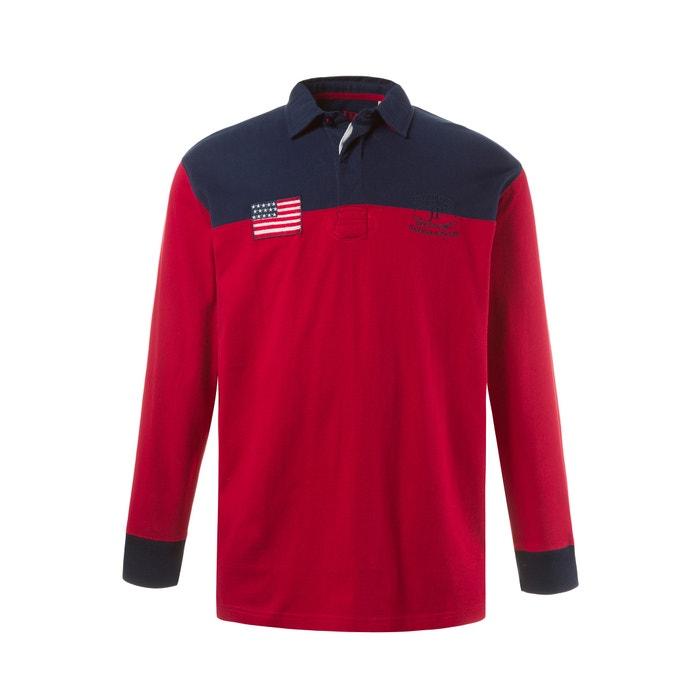 Long-Sleeved Polo Shirt  JP1880 image 0