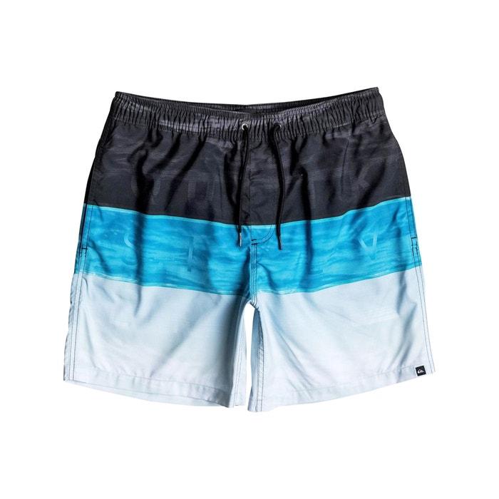 Swim Shorts with Large Stripes