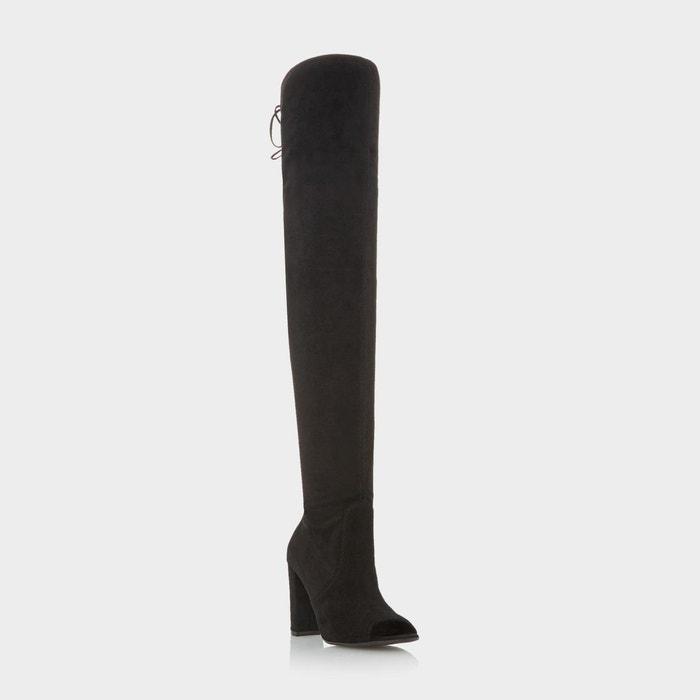 Peep toe over the knee boot Emplacements De Sortie De Vente À Bas Prix 2KEDT0t