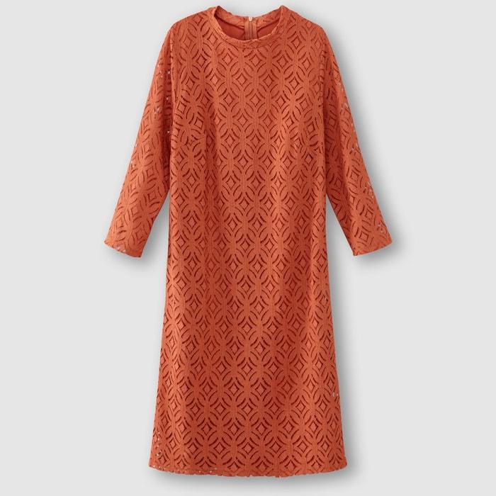 Image Koronkowa sukienka z rękawami 3/4 R édition
