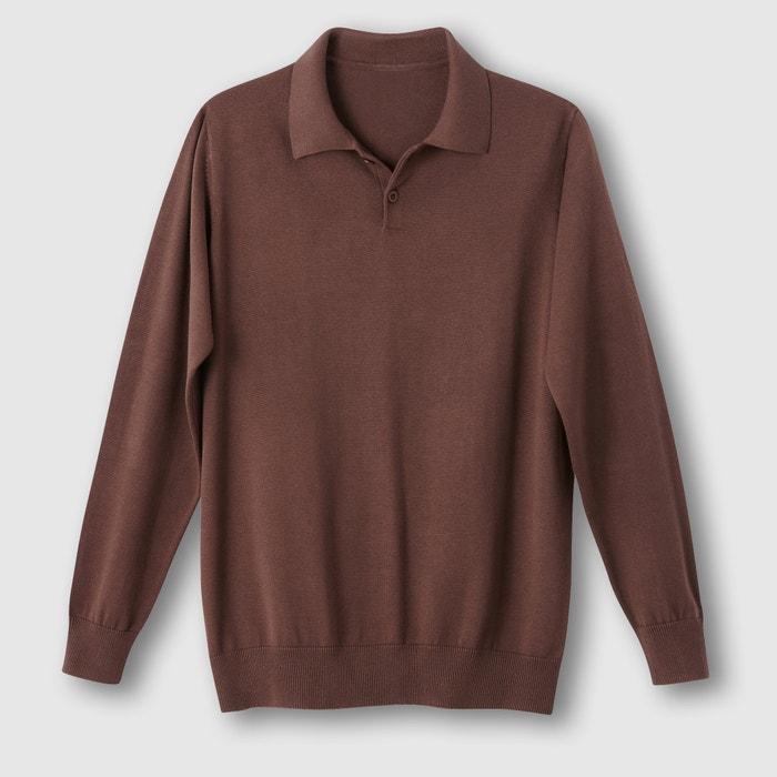 Image Polo Collar Jumper/Sweater CASTALUNA FOR MEN