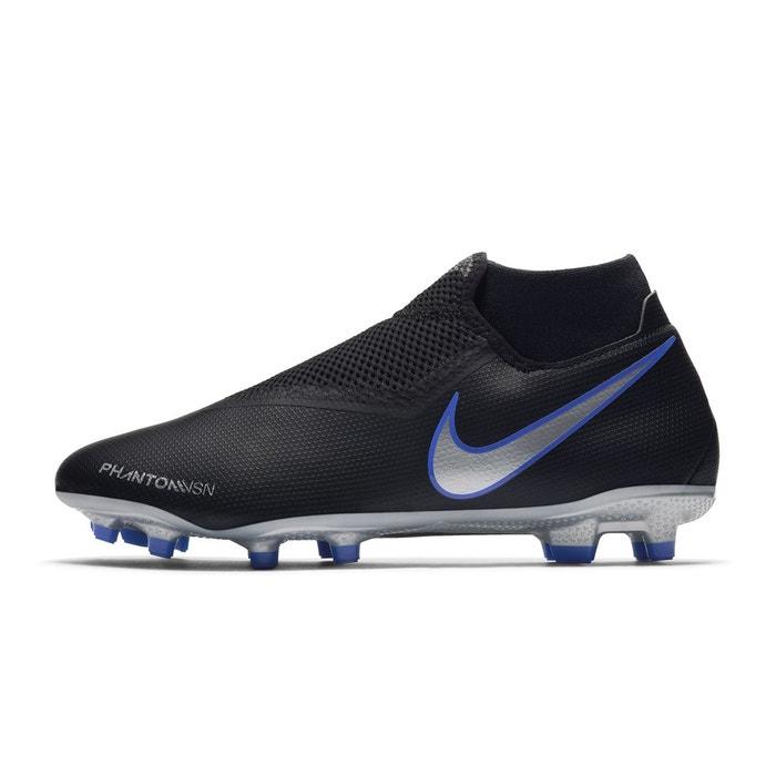 super popular e2da8 90d51 Chaussures football nike phantom vision academy df mg noirbleu noir Nike   La Redoute