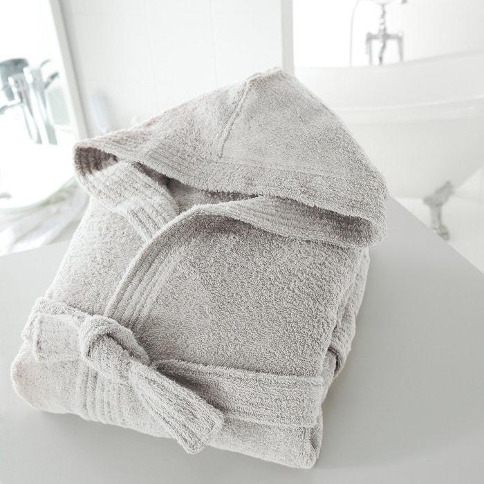 Cotton Hooded Bathrobe 350 g/m²