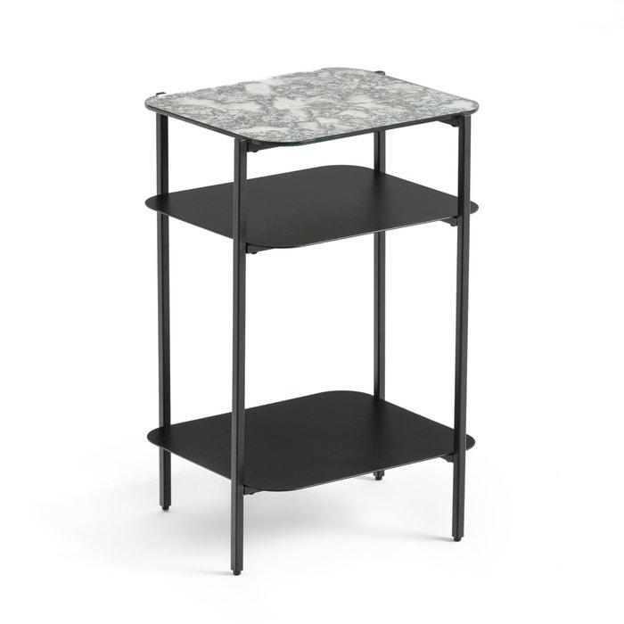 LIPSTICK 3-tier bedside table  La Redoute Interieurs image 0