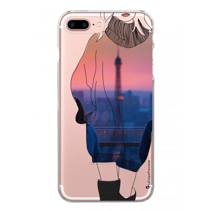 iphone 7 plus coque transparente rigide