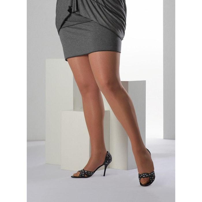 collant de contention grande taille personality 70d noir solidea la redoute. Black Bedroom Furniture Sets. Home Design Ideas
