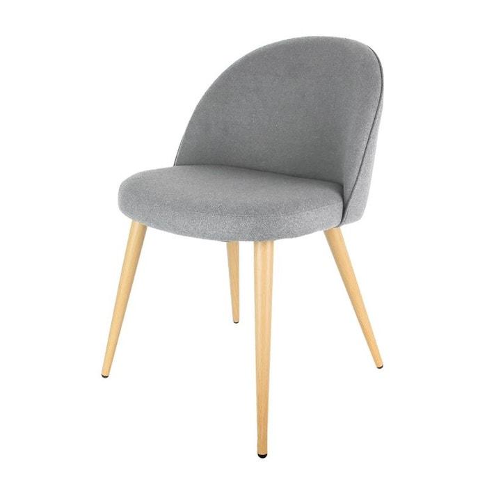 fauteuil scandinave vintage decoratie la redoute. Black Bedroom Furniture Sets. Home Design Ideas