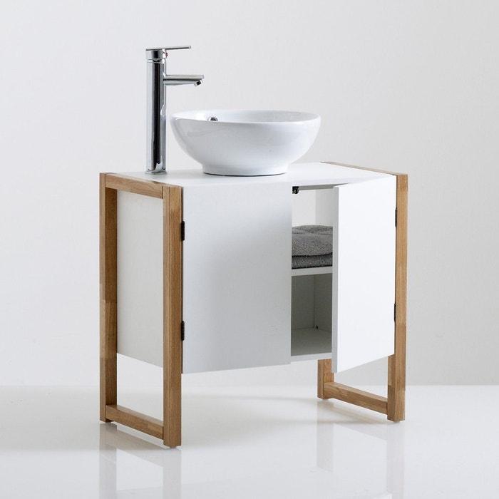 superb Meuble De Salle De Bain #14: Meuble de salle de bain sous-lavabo, Compo La Redoute Interieurs